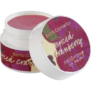 Spiced Cranberry Lip Balm - Eliksirio
