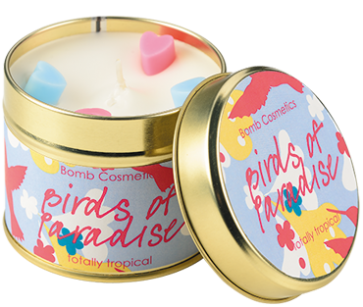 Χυμα Birds of Paradise Candle - Eliksirio - 2