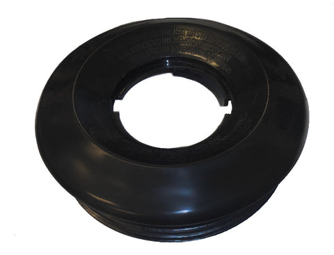 BL2010BP-02 (Black Lid For Plastic Jar)