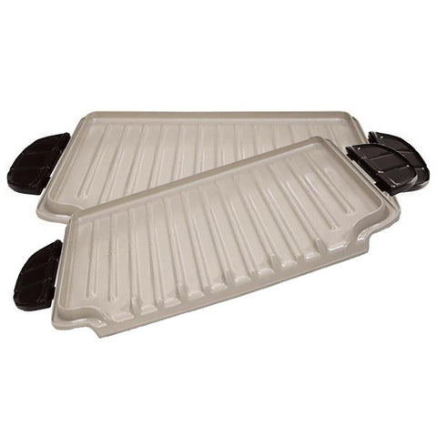 GFP84PX ( 2 Ceramic Grill Plates)
