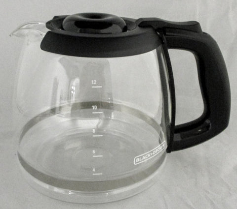 CM5000-01 (Duralife Glass Carafe with Black Handle)