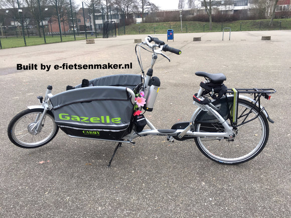 gazelle cabby e-bike