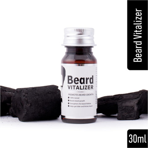 Beard Vitalizer For Beard Growth