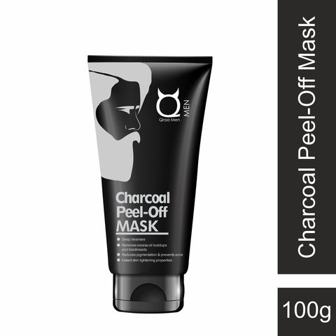 Charcoal Peel off Mask for Men-100g