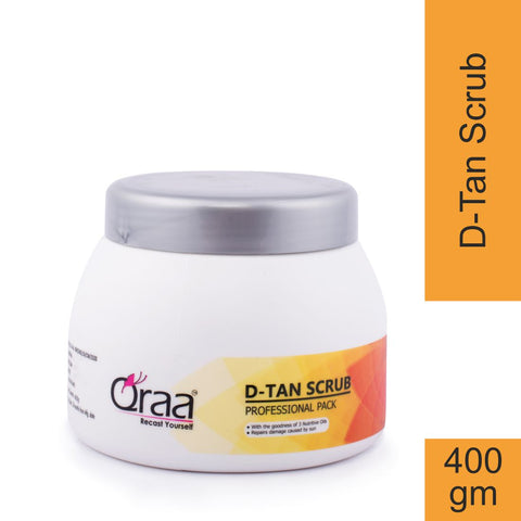 D-Tan Scrub 400gm