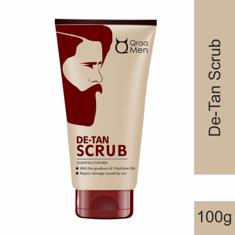 D-TAN SCRUB for Men