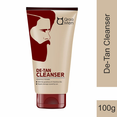 D-TAN CLEANSER for Men