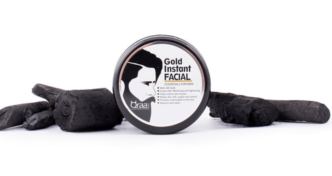 Gold Instant Facial for Men