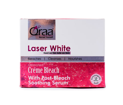 Laser White Cream Bleach