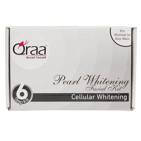 Pearl Whitening Facial Kit 285gm