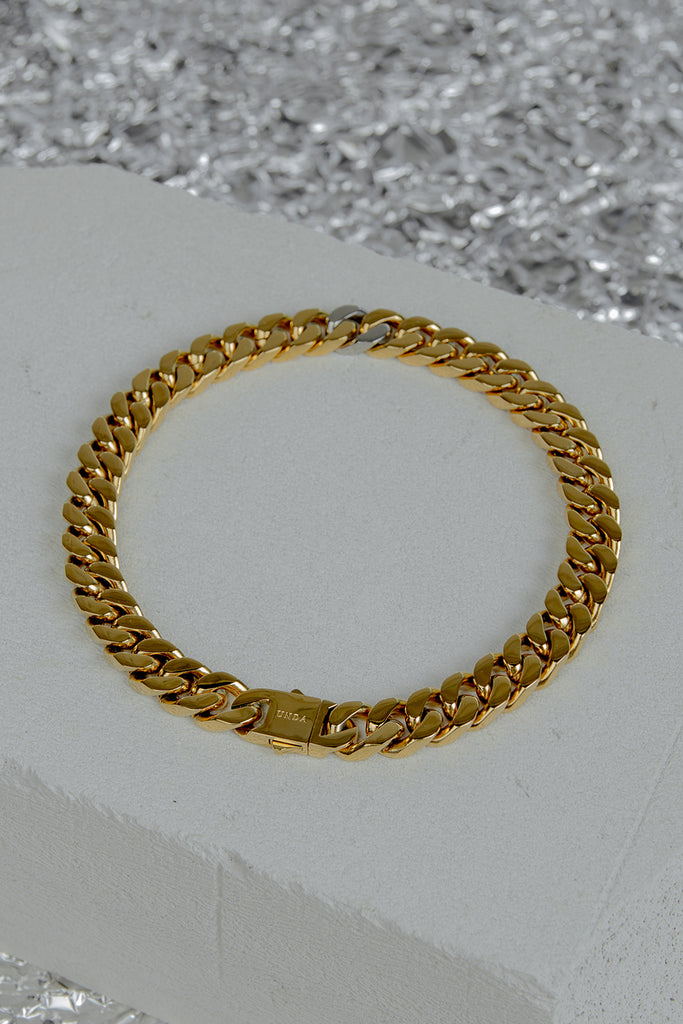 UNDA CHAIN (GOLD)