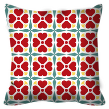 Load image into Gallery viewer, Outdoor Pillow - Trevo Vermelho