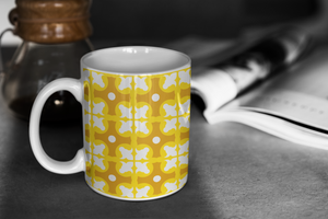 Coffee Mug - Lapa - Yellow