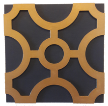 Load image into Gallery viewer, Wall Decor - Geometric pattern - Wall accent - Circles Series (WD2.10)