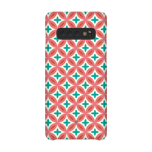 Load image into Gallery viewer, Samsung Phone Case - Folha de Oliveira Series - Pink