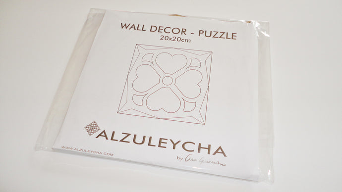 PUZZLE Wall Decor - Clover Series