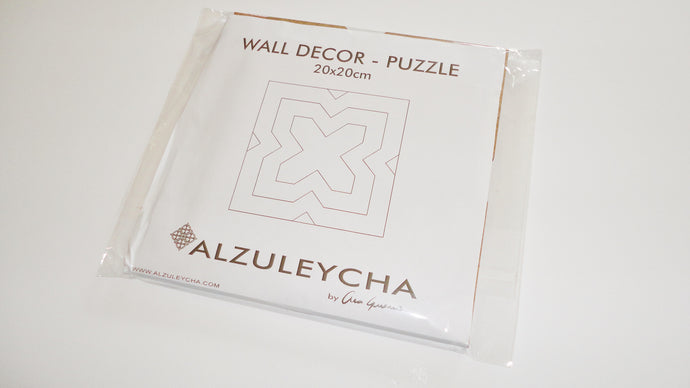 PUZZLE Wall Decor - Cruz Series - doityourshelf