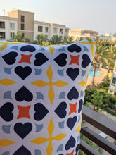 Load image into Gallery viewer, Outdoor Pillow - Marvila Amarelo