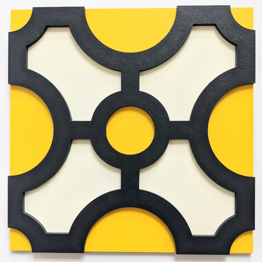 Wall Decor - Wall Panel - Circles Series (WD2.12)