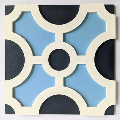 Wall Decor - Tile Love - Circles Series (WD2.13)