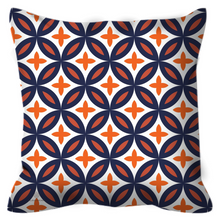 Load image into Gallery viewer, Outdoor Pillow - Folha Oliveira Laranja