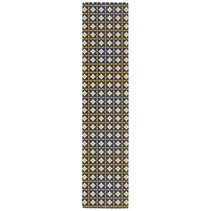Table Runner - Alfama Azul Dourado