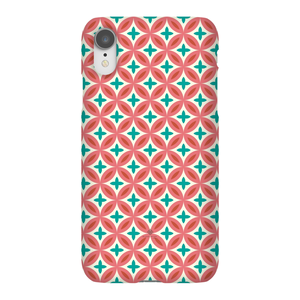 iphone Case Folha De Oliveira Series - Pink