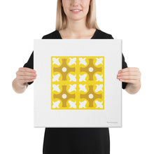 Load image into Gallery viewer, Canvas - Lapa - 4x4 Yellow
