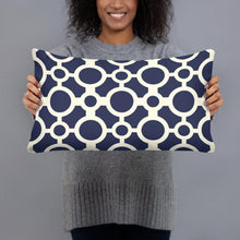 Load image into Gallery viewer, Throw Pillow - Circulos ALM_CL2.3