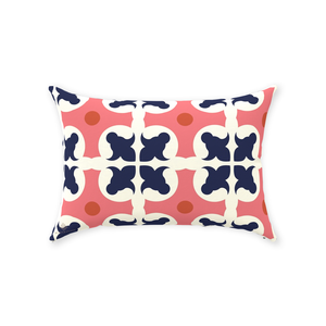 Throw Pillow - Lapa Pink