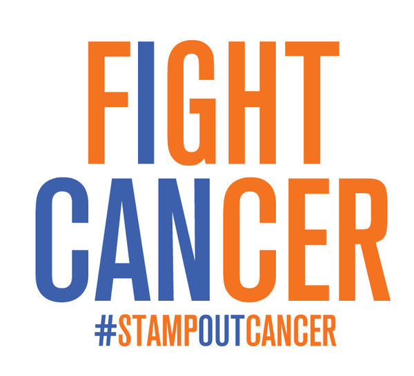I Can Fight Cancer decal.
