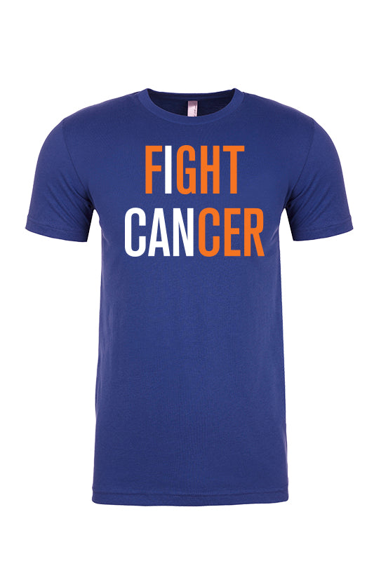 I Can Fight Cancer t-shirt.