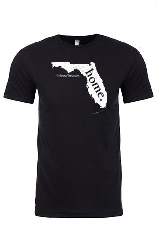 Florida home tee - crew neck