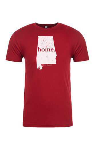 Alabama home tee - crew neck