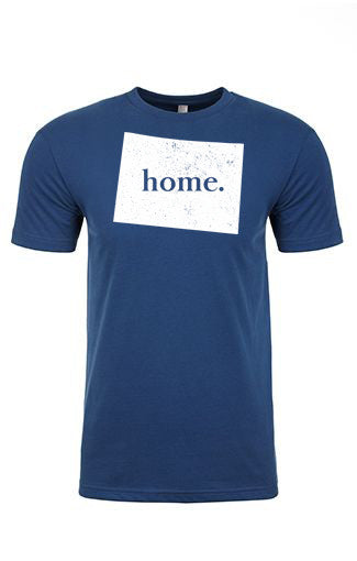 Colorado home tee - crew neck