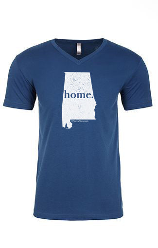 Alabama home tee - v neck