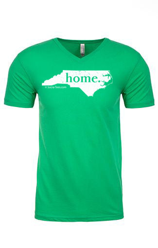 North Carolina home tee - v neck