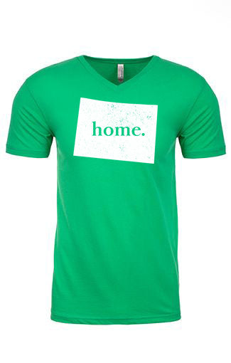Colorado home tee - v neck