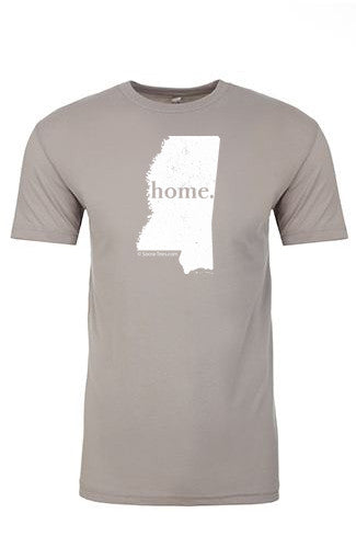 Mississippi home tee - crew neck
