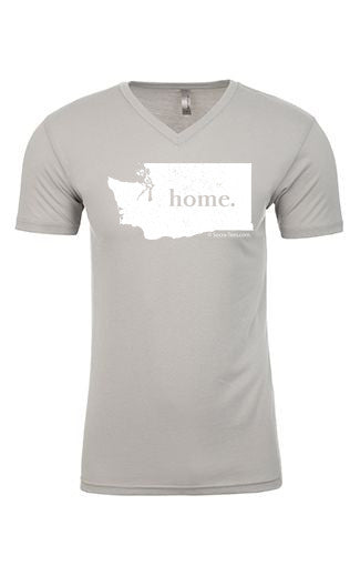 Washington home tee - v neck