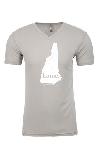 New Hampshire home tee - v neck