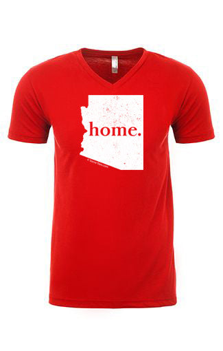 Arizona home tee - v neck