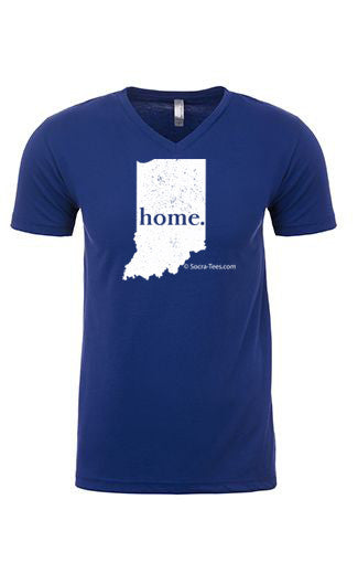 Indiana home tee - v neck