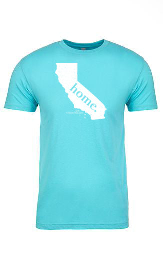California home tee - v neck