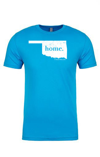 Oklahoma home tee - crew neck