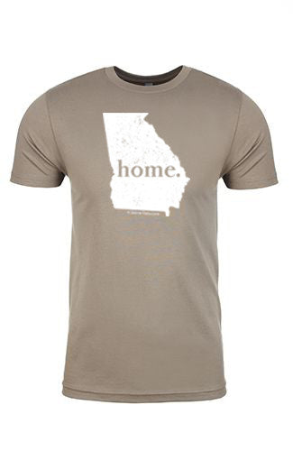 Georgia home tee - crew neck