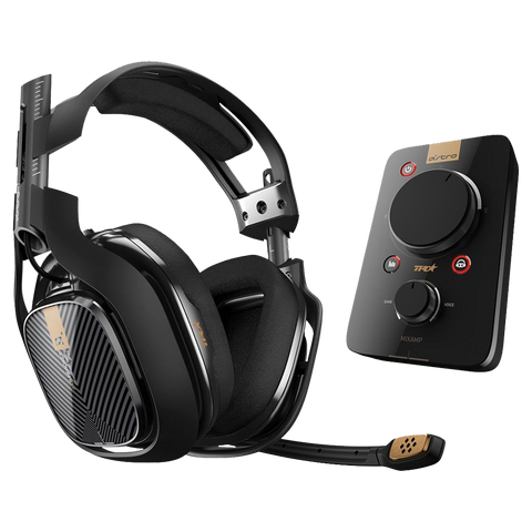 Astro A40TR + MixAmpPro TR PC/PS4 Gaming Headset