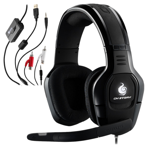 CM Storm Sirius C Gaming Headset