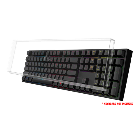 Cooler Master Acrylic Keyboard Dust Cover