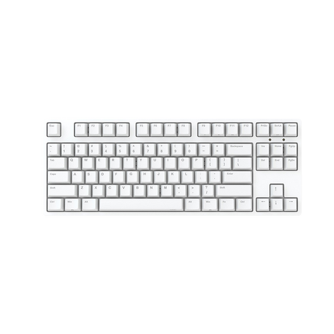 IKBC C87 White Cherry MX Mechanical Keyboard